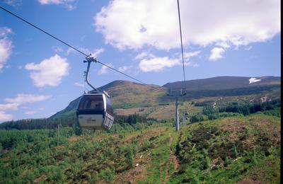 Nevis Range Gondola