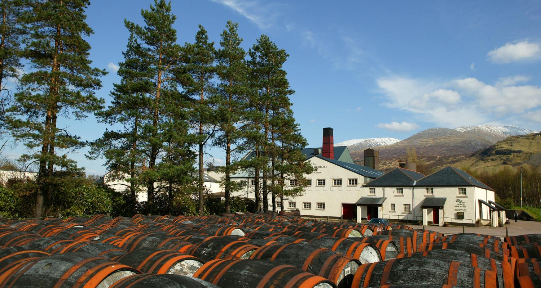 Ben Nevis Distillery Fort William