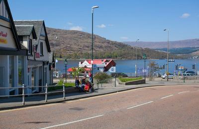 Sea Food, boat trips, attractive shoreline