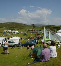 This Agricultural Show focuses on the animals reared in the area bounded by Knoydart, the Small Isles, Mallaig, Morar...