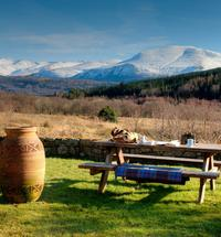 Warm and cosy lodges for between 4-6 people each, with spectacular views on Ben Nevis, Aonach Mor, the Grey Corries and much more. Both lodges are ...