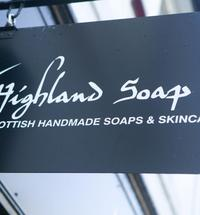 One of Fort William's very specialist shops offering Scottish handmade soaps and natural skin care.Our cold-processed soaps are handmade in the Sco...