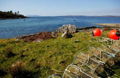 Glenuig Bay