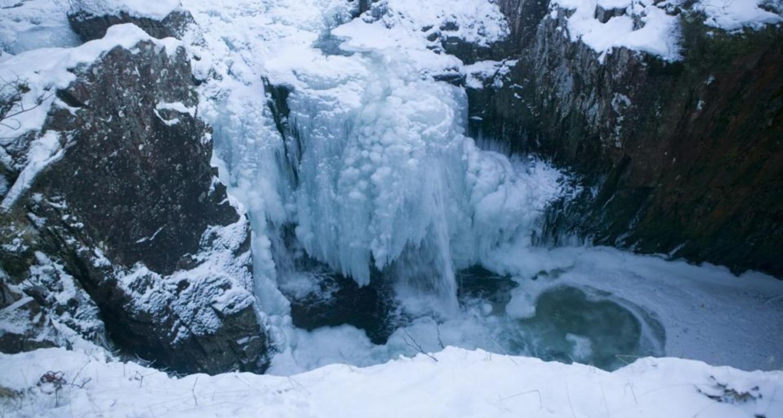 Lower Falls Big Freeze