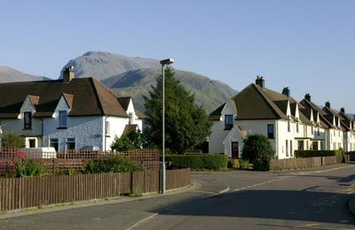 Typical Caol housing