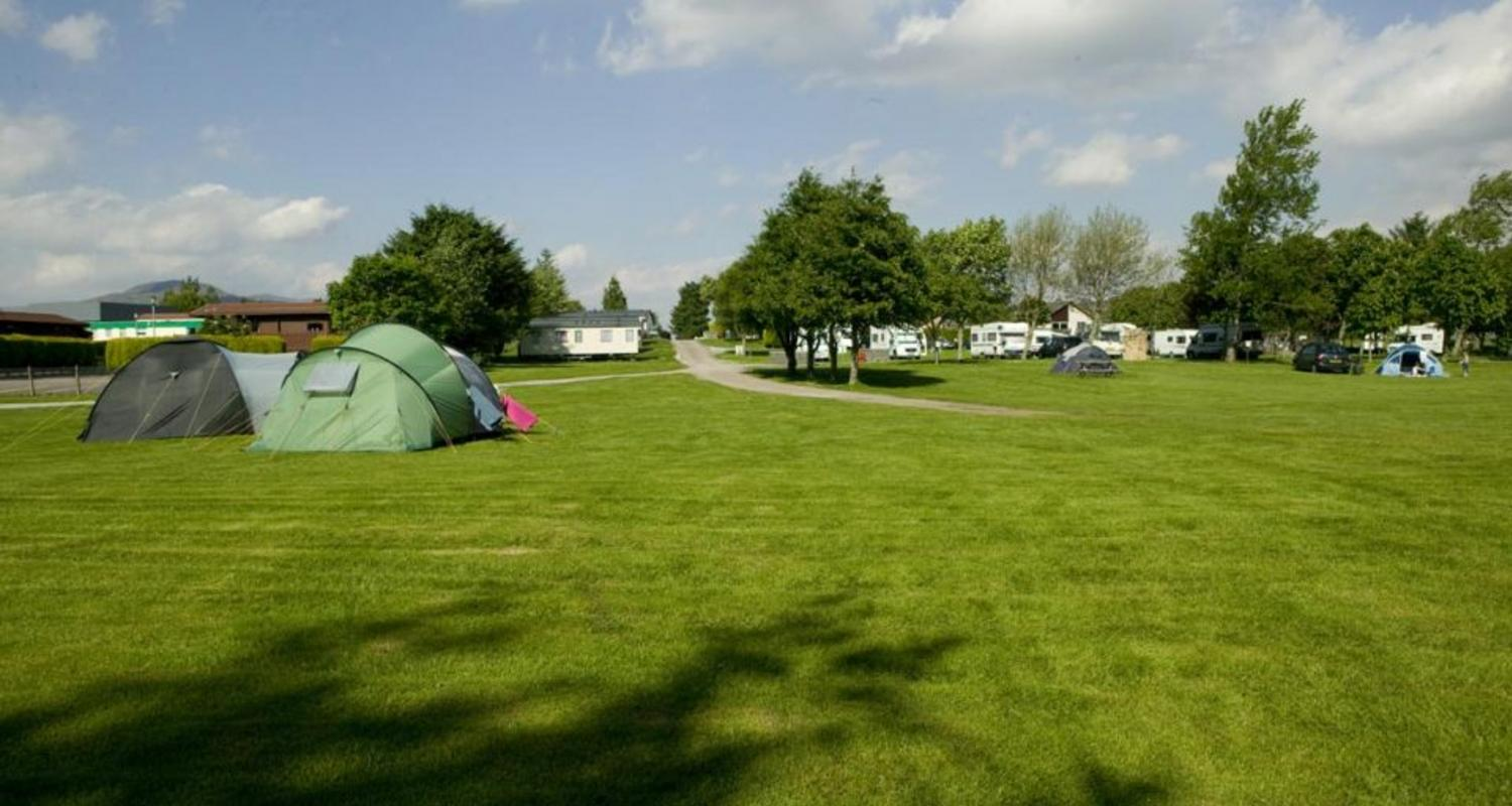 Camping site Fort William