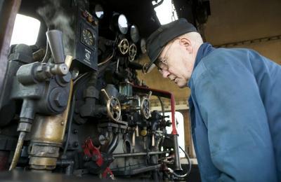 The locomotive driver