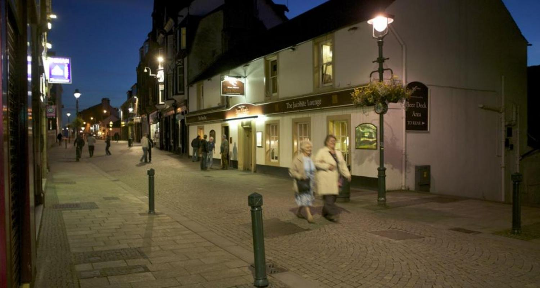 Fort William town centre