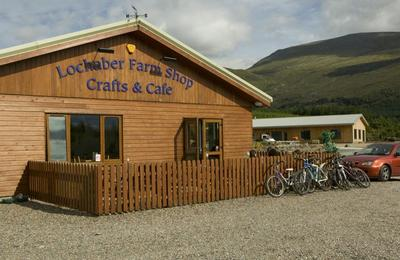 Lochaber Farm Shop and visitor centre