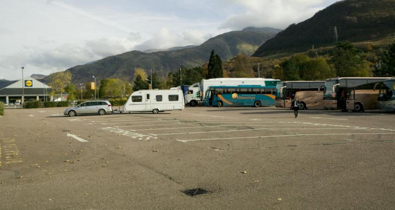 Glencoe Lochan Car Park