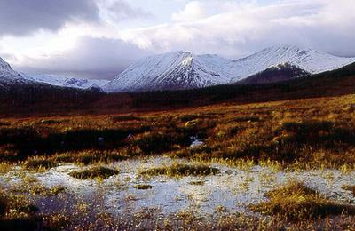 The wilds of Rannoch Moor