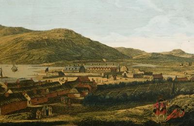 The Original Fort William