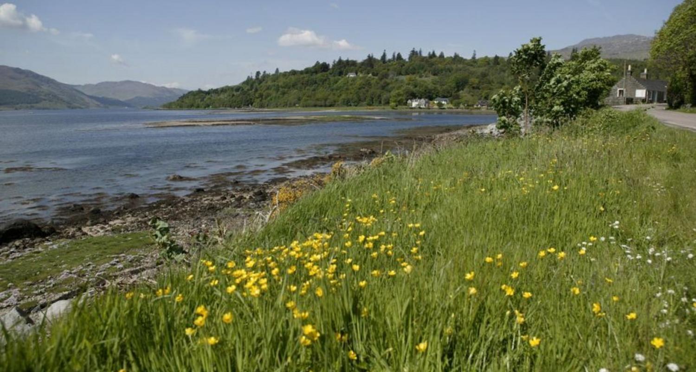 Strontian and Loch Sunart