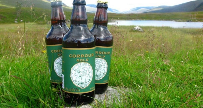 Corrour Beer