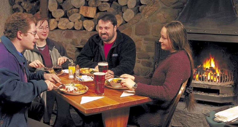 Clachaig bar meals