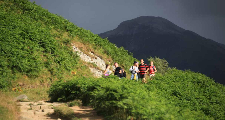 Ben Nevis Mountain Footpath