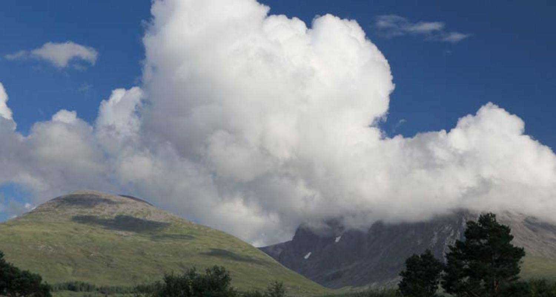 A cumulus moment