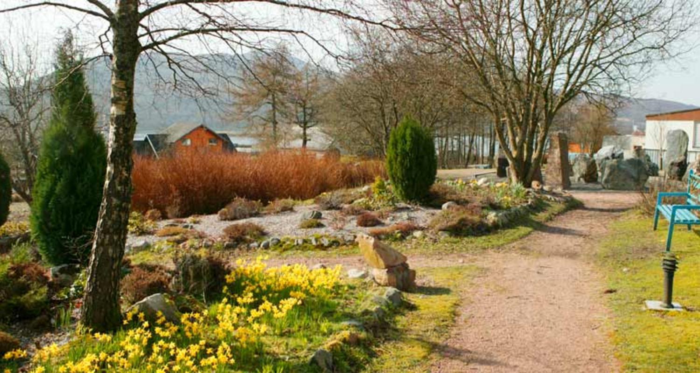 Corpach gardens