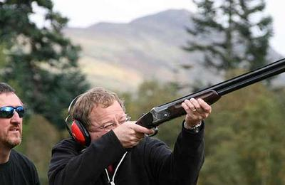 Clay Shooting Fort William