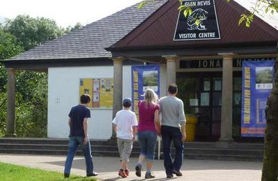 Glen Nevis Visitor Centre