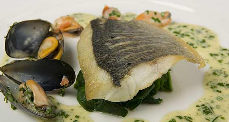 Fort William seafood