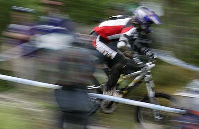 Mountain biking - Highland Style