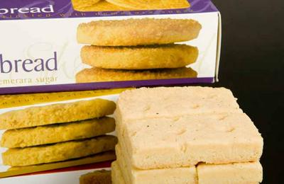 Famous Scottish Shortbread