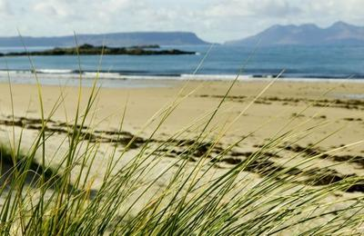 Discover deserted beaches