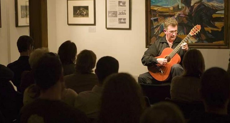Guitar recitals in Fort William