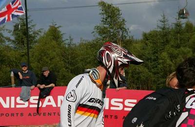 UCI Downhill competitors