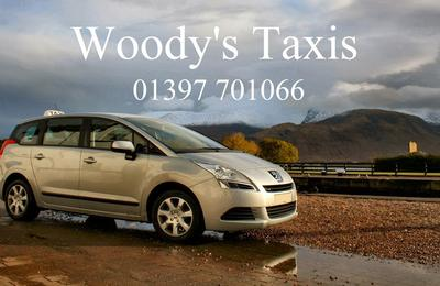 Woody's Taxi Fort William
