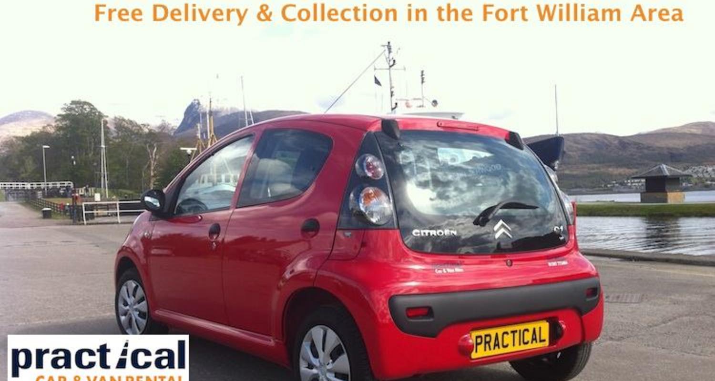 Car Hire Fort William