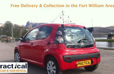 Car Hire Fort William