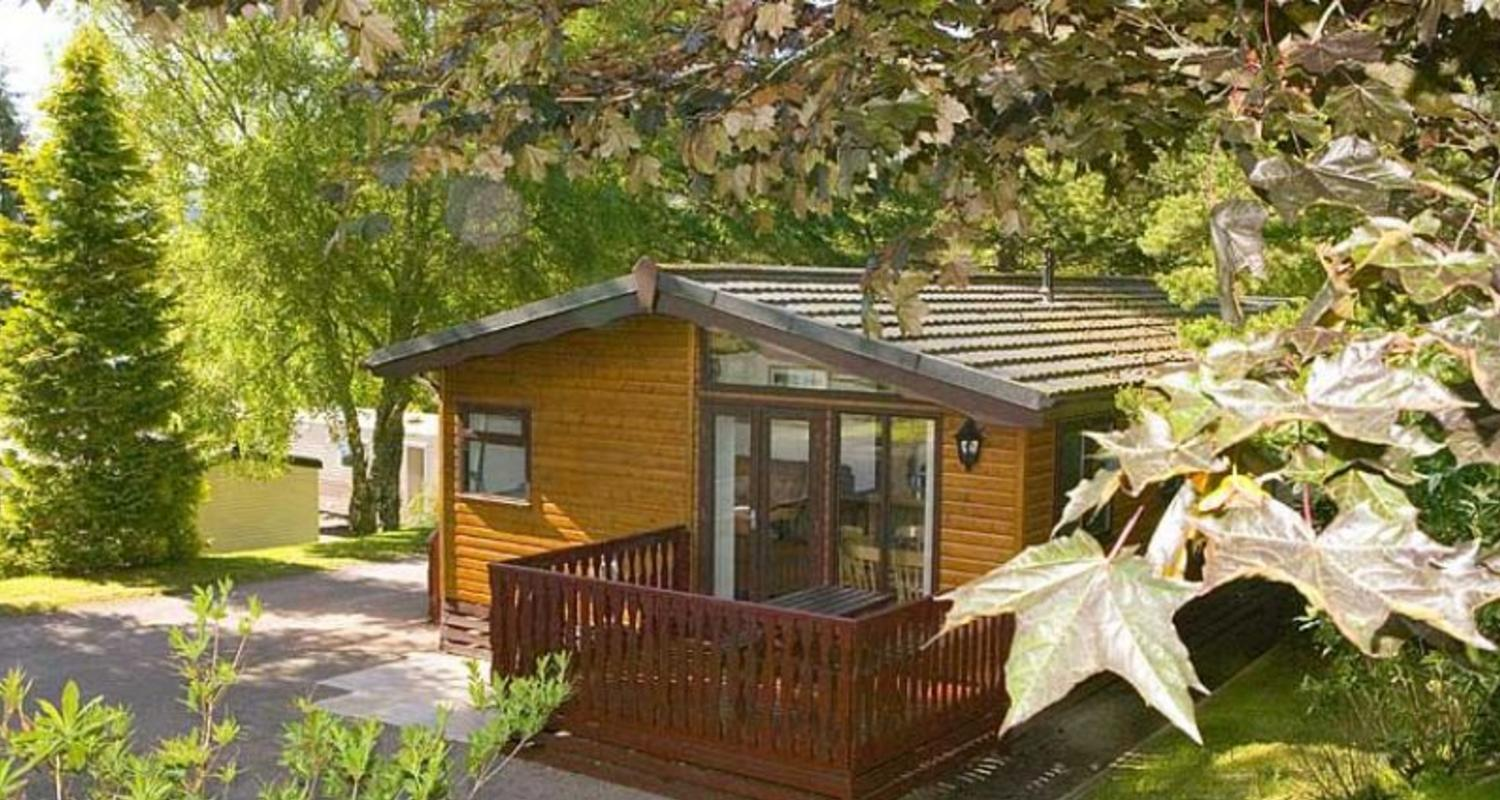 A comfortable holiday chalet