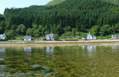 Traditional Highland Cottages