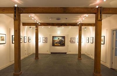 The gallery at Lime Tree