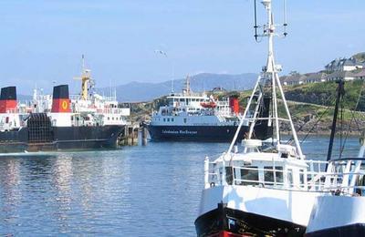 Skye ferries to Armadale