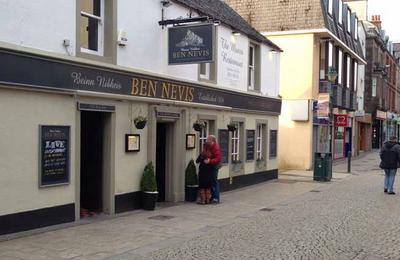 Fort William pub guide