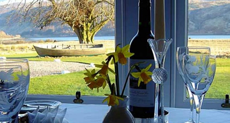 Kilcamb Lodge Restaurant
