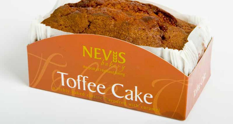 Delightful cakes