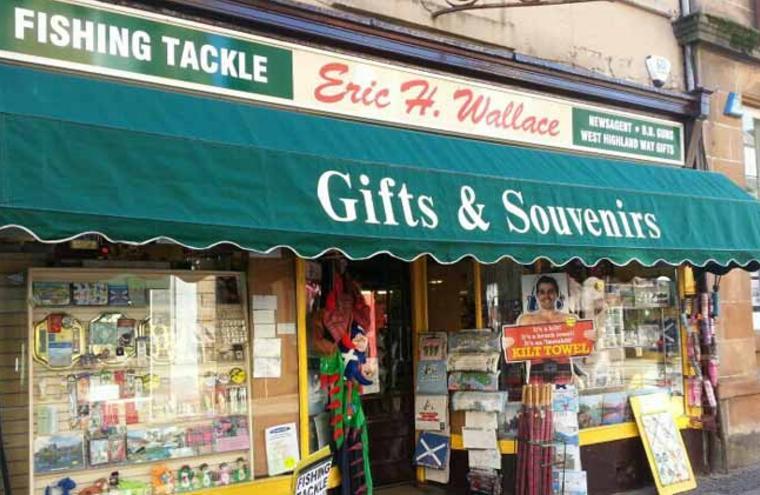 Medium large eric wallace shop