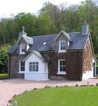 A Highland Cottage, redesigned and refurbished to the highest standard, yet retaining so much character combined with luxury self catering accommo...